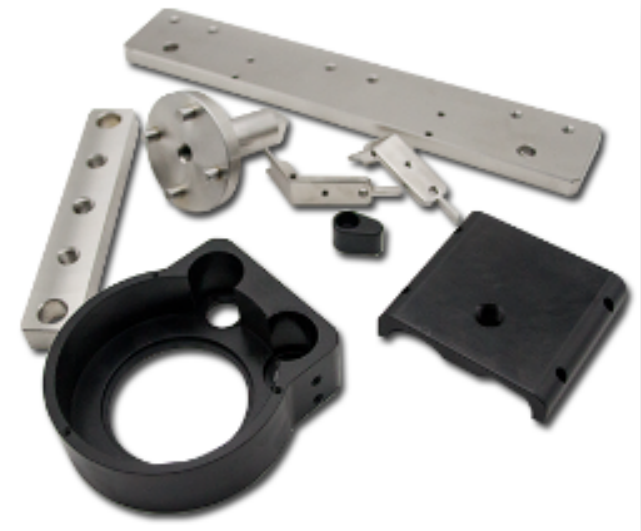 Professional custom CNC aluminum machining part