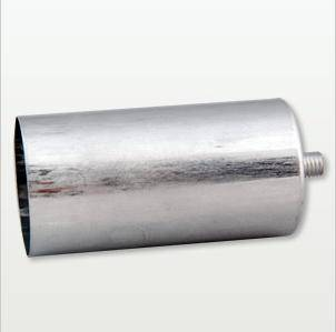 Aluminum Capacitor Can With Straight Wall And Bolt