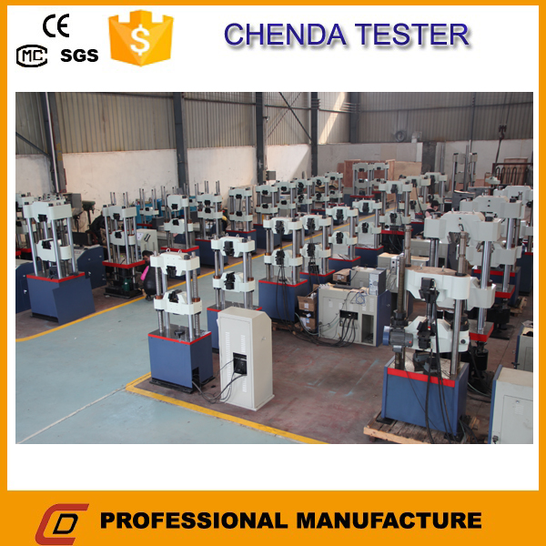 WAW-Hydraulic Universal Testing Machine From Chinese Factory