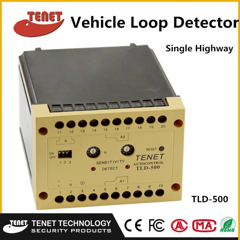TLD-500 HighWay Single induction loop controller/loop detector