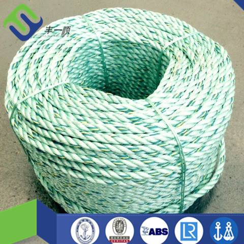 Polypropylene anchor rope/ dockline ropes for sale