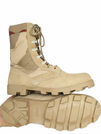 Cambat boot