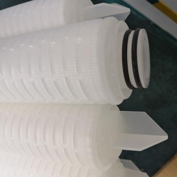 sterilizing grade air & gas PTFE filter cartridge