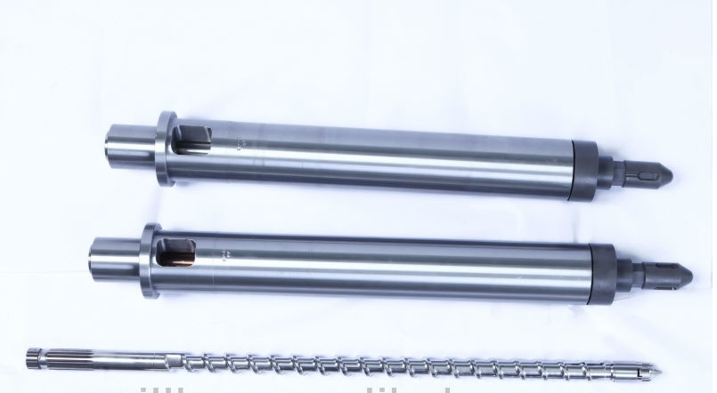 screw barrels for Haitian HTF450 injection moulding machine