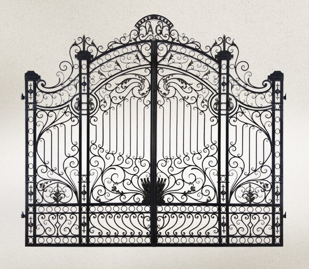 driveway iron gate for sale