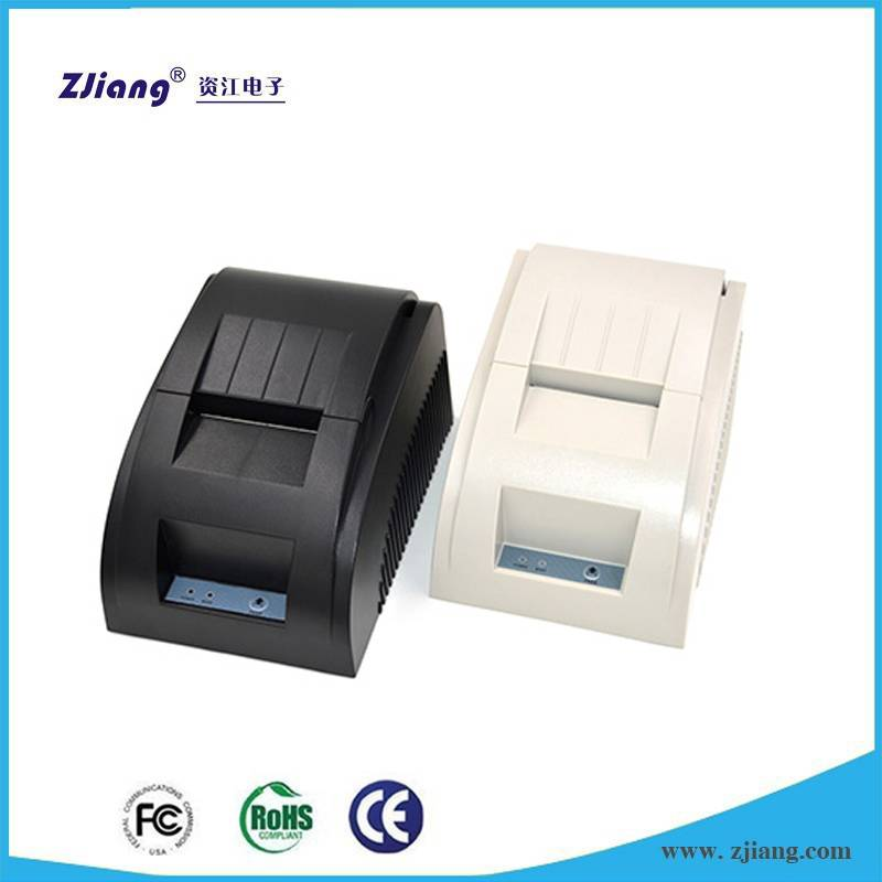 Zjiang 5890D ticket printer thermal pos printer with ethernet / serial / parallel port