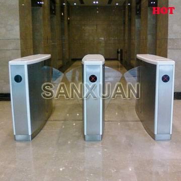 Flap Barrier / Optical Turnstile / Speed Lane SWG-310A China