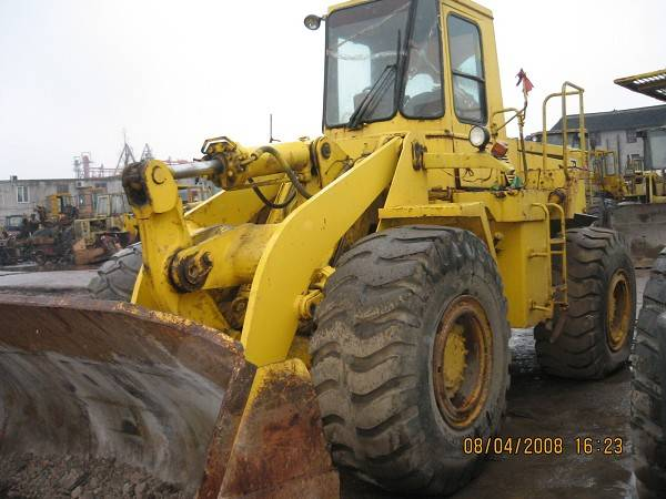 USED WHEEL LOADER CATERPILLER 950B