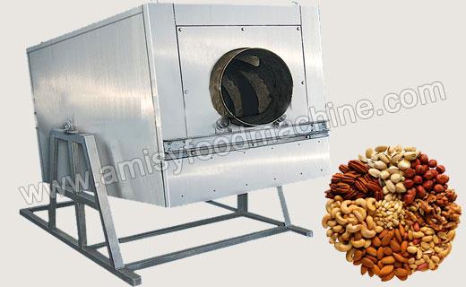 Multifunctional Sesame Roasting Machine