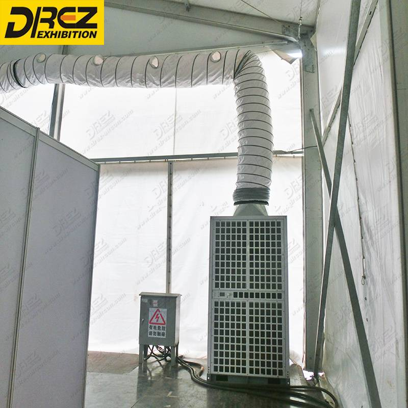 Drez 20ton Turnkey industrial air cooler portable Central Air Conditioning