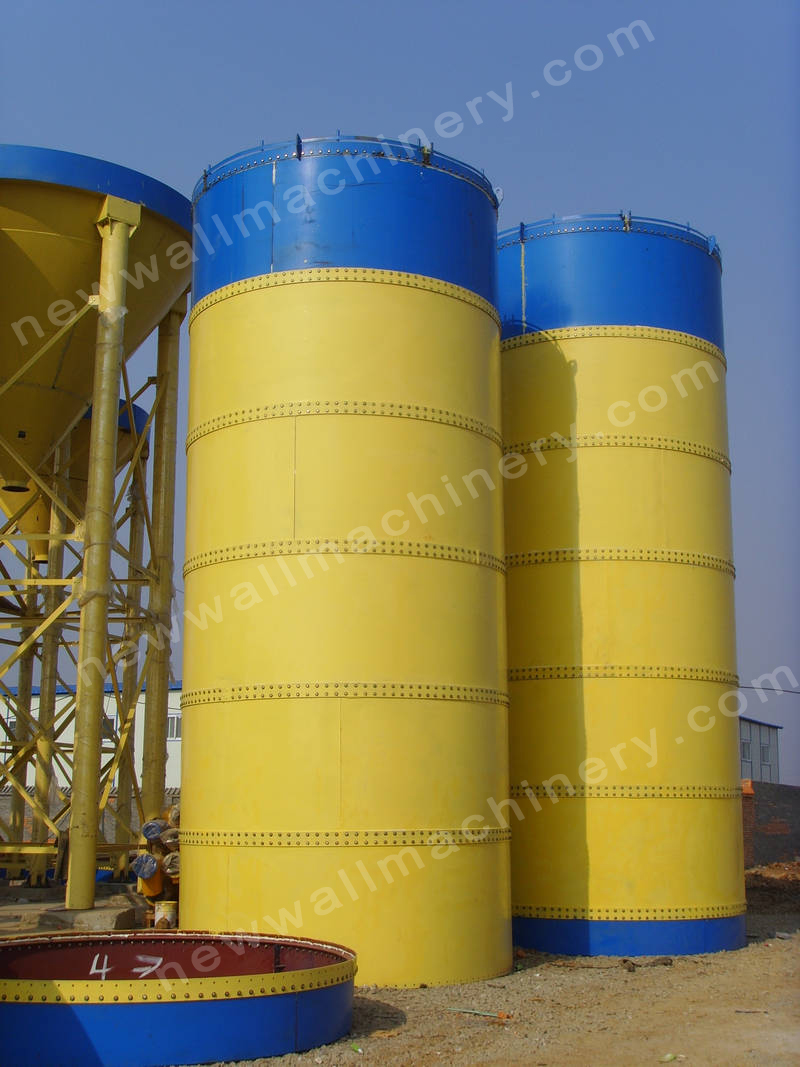 cement transitional silo