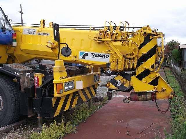 2001 TADANO 30 ton rough rerrain crane GR-300N-1 Origin JAPAN Location JAPAN
