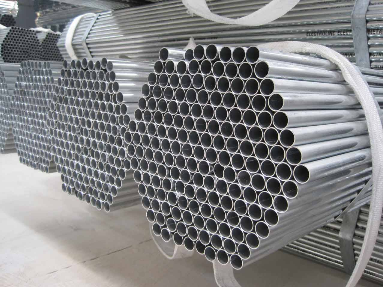 surface pre galvanized zinc coating hollow pipe in China Dongpengboda