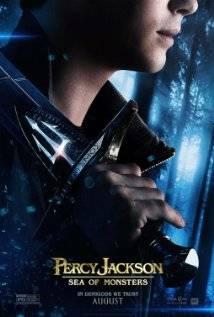 Percy Jackson:Sea of Monsters dvd movies