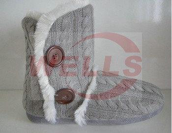 Lady's Boots, Wells-B14030