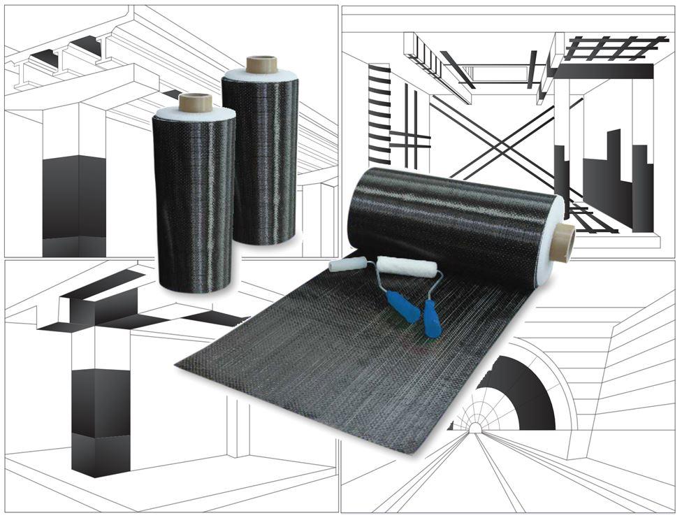 Carbon Fiber (CU-P200/P300/P400/P600)