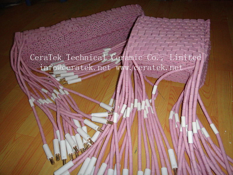 ceramic pad heater for PWHT
