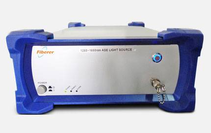 Low DOP (Degree of Polarization) 800-1100 or 1250-1650nm ASE Broadband Light Source