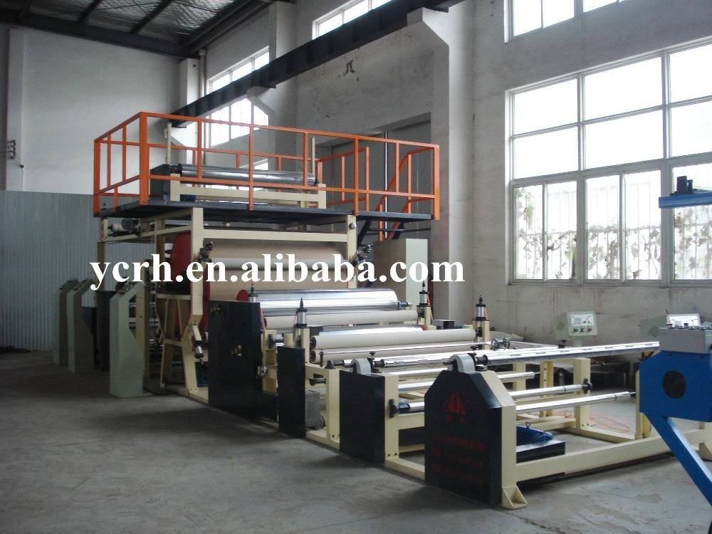 TPU film and Sponge Compound Machine