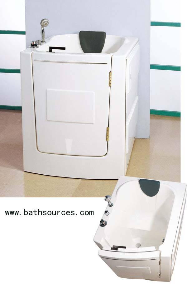 walk-in massage acryl bathtub jacuzzi surf whirlpool spa