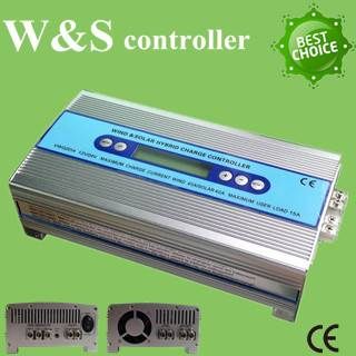 Solar power system wind generator charge controller 1000W for wind turbine and solar panel
