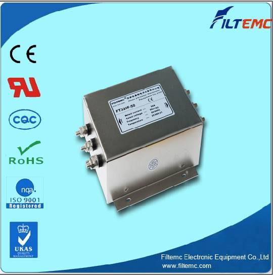 AC three Phase High-Voltage filter/EMI filter