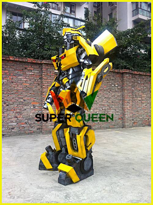 Buy Transformer Costume,Bumblebee Costume,Transformer Costume for Adults