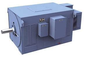 YR series large-scale wound rotor three-phase asynchronous motor (6KV)