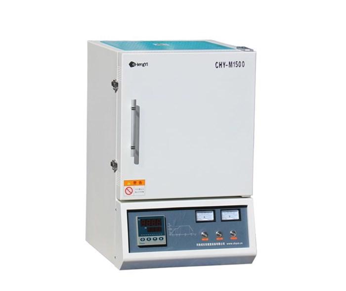 CHY-M1516 High Temperature 1500 degree 4.1L Muffle Furnace