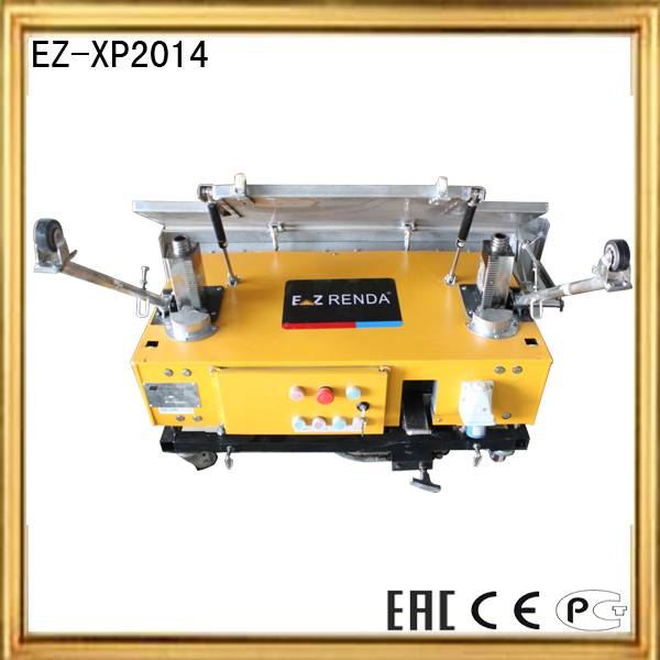 Construction equipment manufacturer spray plastering machine for sale