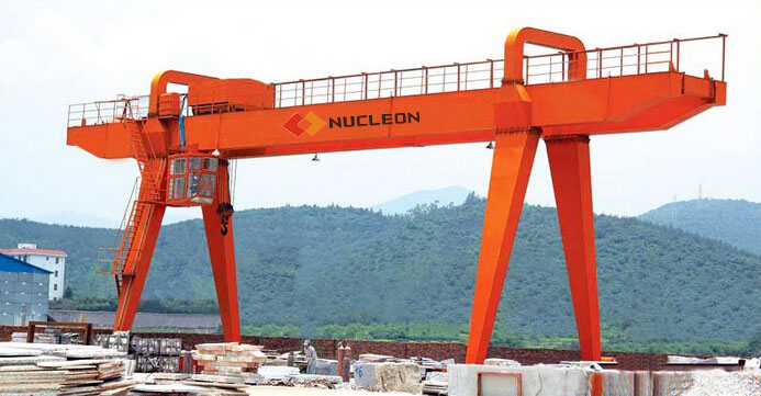 Port Application Rail Mounted Container Crane gantry crane with CE certification