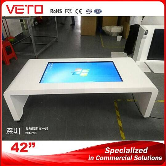 """42""""LCD Touch Table"""