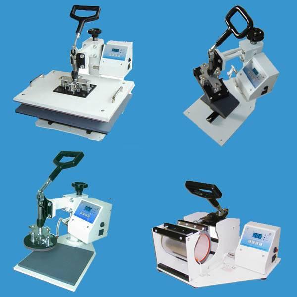 dye sublimation printing heat transfer machine