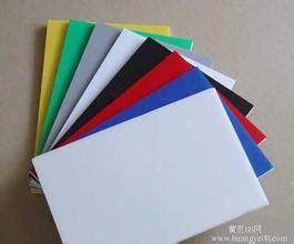 PVC foam sign board/1.22*2.44M
