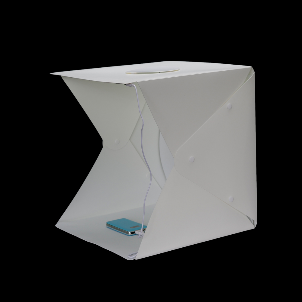 40cm photography studio light tent box lightroom