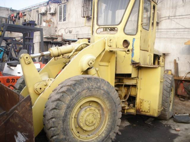 USED WHEEL LOADER KAWASAKI 65Z