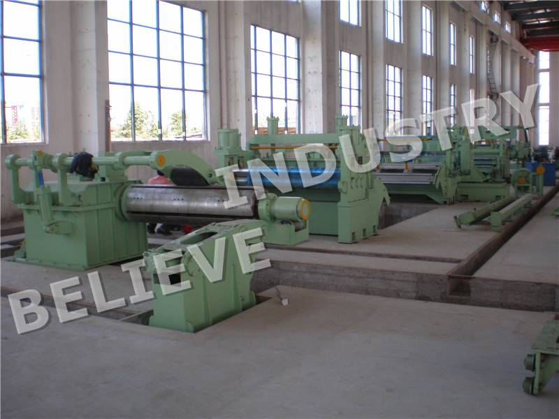 5-16mm*2100mm Cut To Length Line