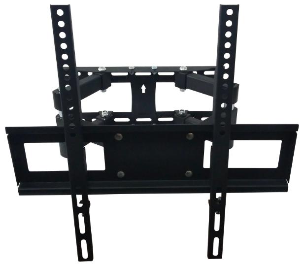 Full motion swivel articulating arm LCD LED 4K TV wall mount bracket