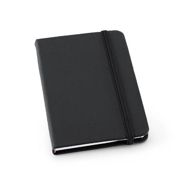 Hardcover Notepad/PU Cover Jotter Notebook/Notizbuch/Taccuino/Cuaderno