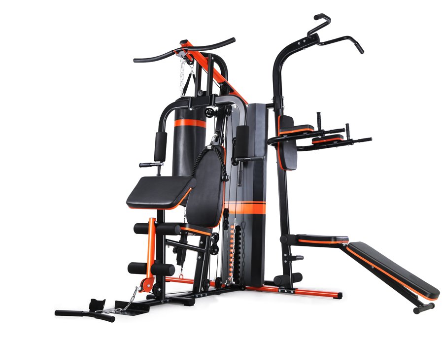 Multi-function Trainer,High-quality Fitness equipment/Three Station Home Gym