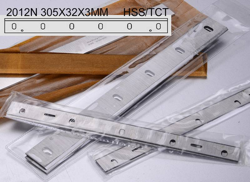 High speed steel Wooden planer blade