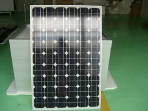 18V Mono Solar panel 100W