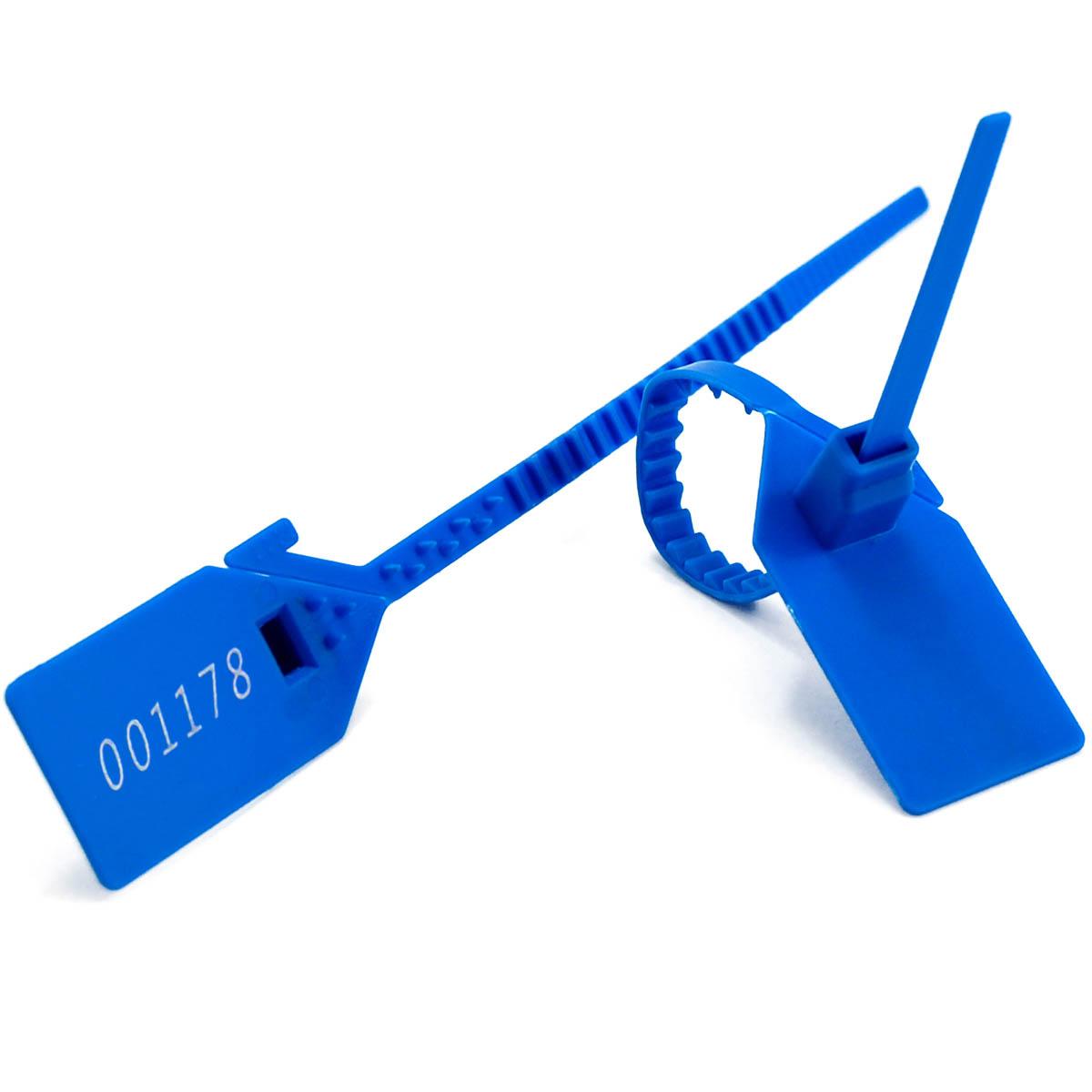 Pull Tight Plastic Security Seals (SL-45F)