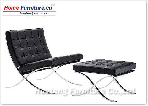 Relax Chair with Ottoman