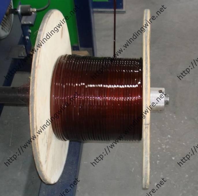 Enameled Round Aluminium Wire
