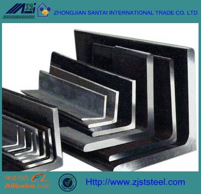 45 degree galvanized angle steel iron