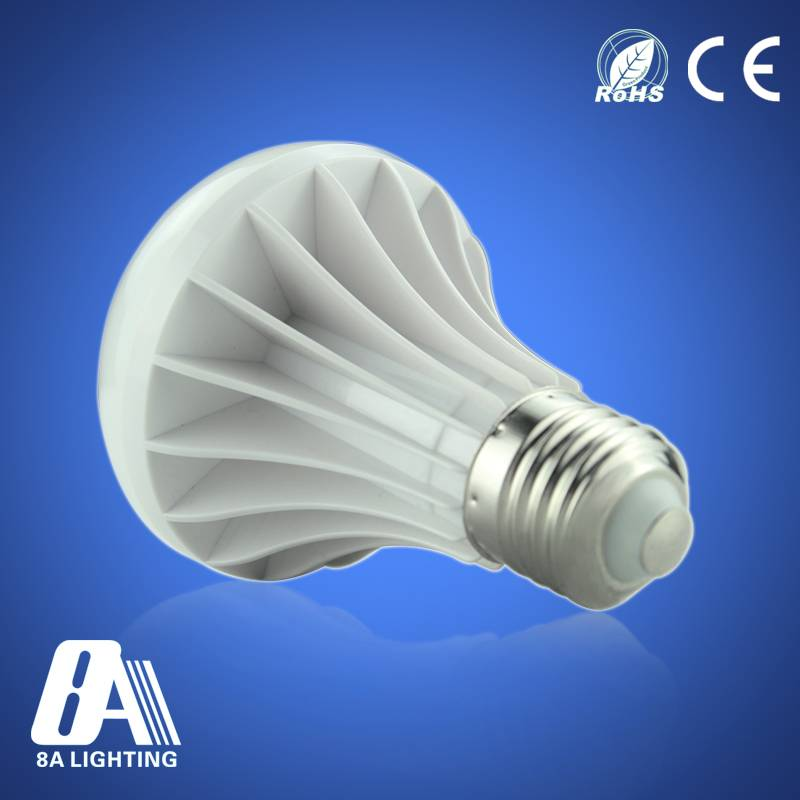 Indoor light sensor sound and light control LED Bulb 5W sensor led bulb