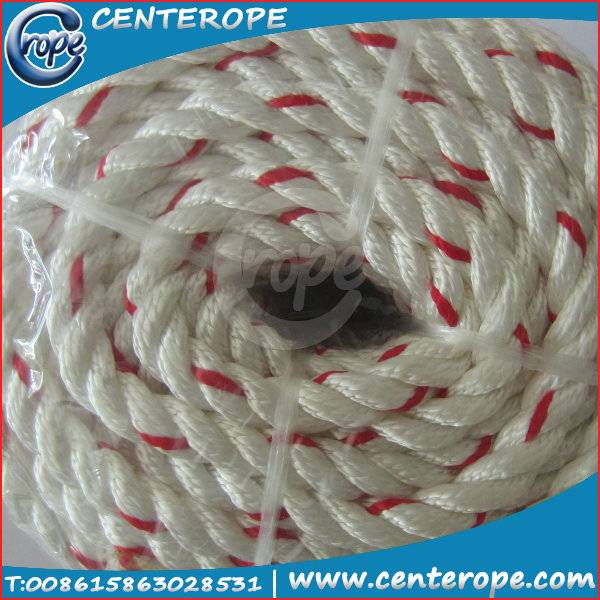 polyester battle use poly dacron training rope fitness