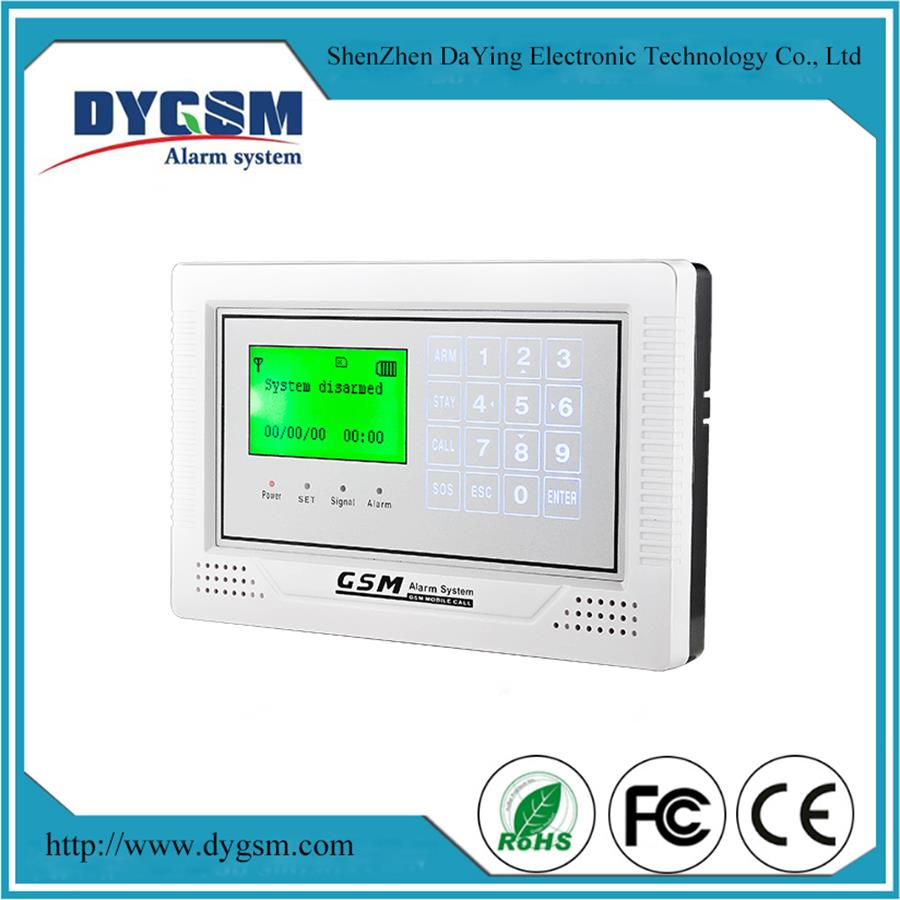 Top Quality Housing Wireless Fire Alarm System For Home Security