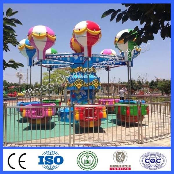 amusement park rides samba balloon ride